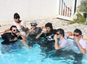 Gaz Gaz piscine