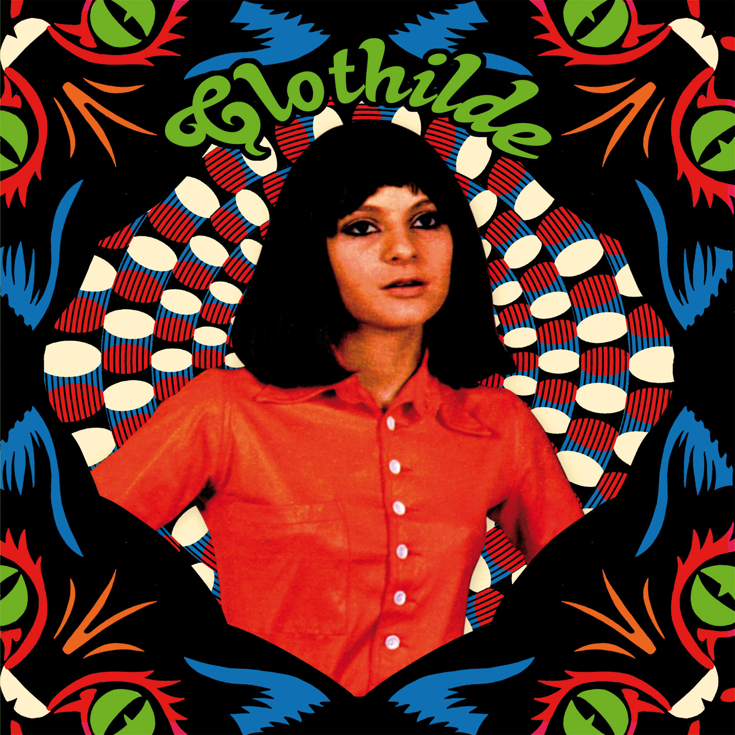 BB047 - CLOTHILDE - QUEEN OF THE FRENCH SWINGING MADEMOISELLE 1967