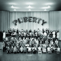 Puberty cover BD