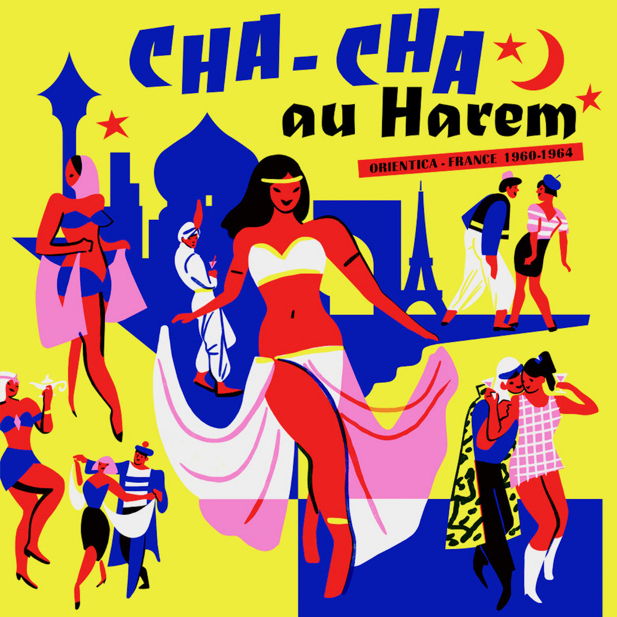 CHA CHA AU HAREM